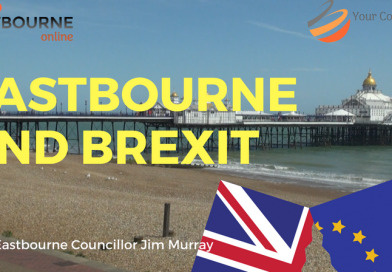 Eastbourne Councillor Jim Murray podcast 5 – Brexit