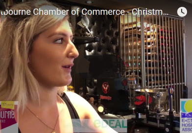 Eastbourne Chamber of Commerce Christmas planning meeting 2018
